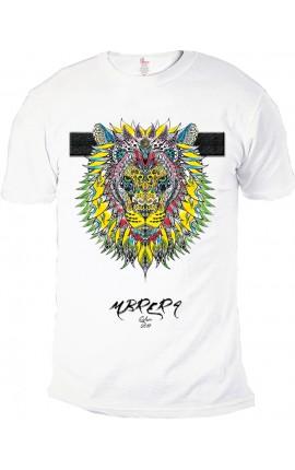 T-shirt Animali della Fortuna Leone